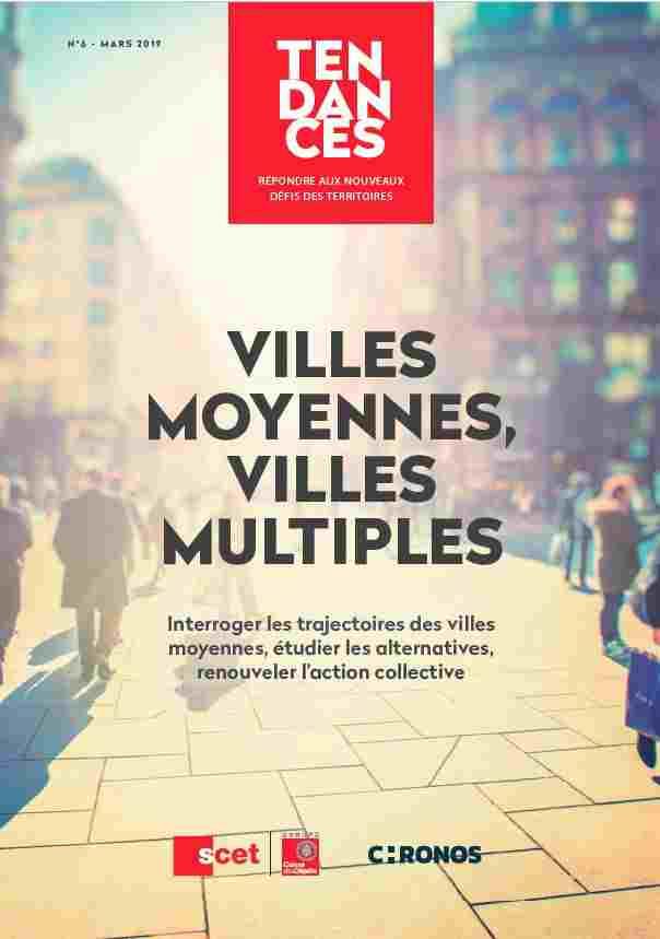 Villes moyennes-publication