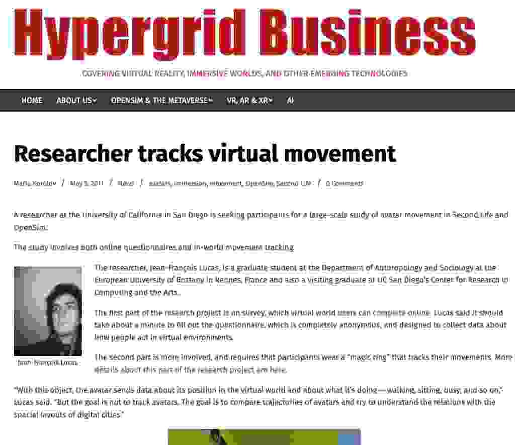 Hypergrid-second-life