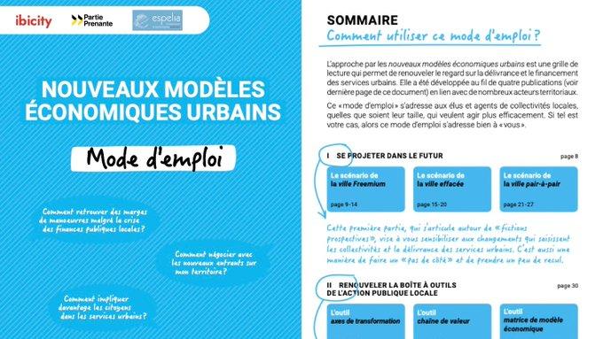 Modeles economiques urbains