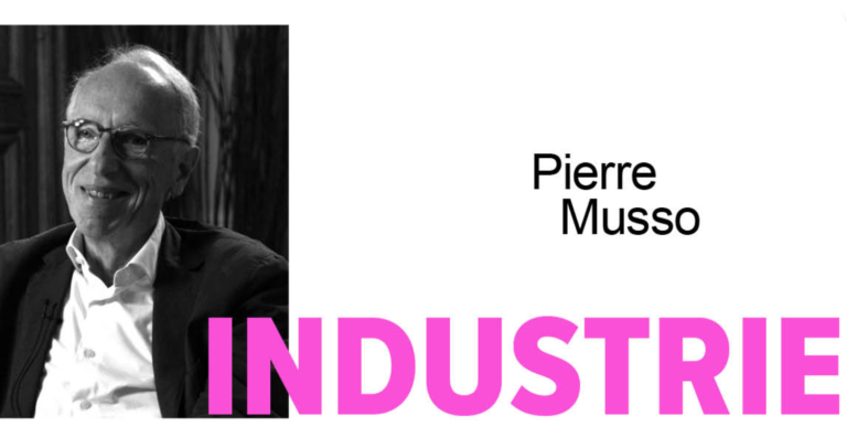 Pierre musso - industrie